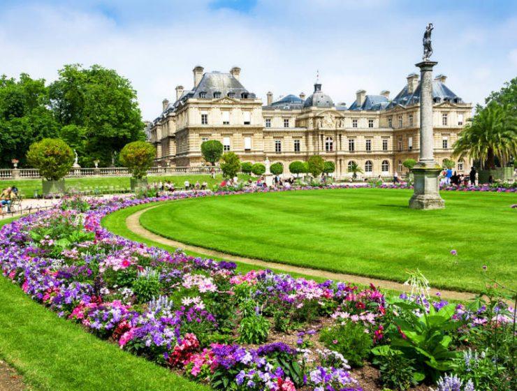 Κήπος του Λουξεμβούργου Παρίσι