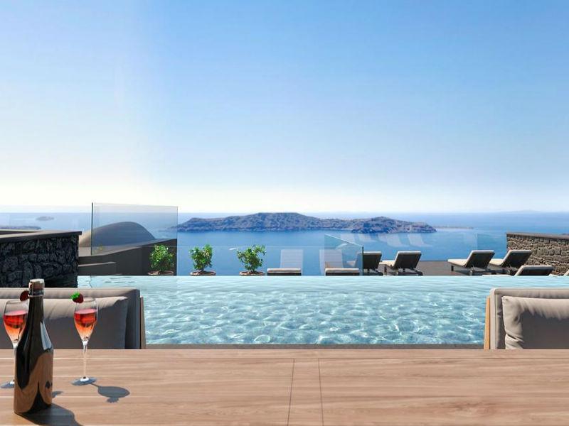 Kivotos Santorini: Ανοίγει το νέο υπερπολυτελές ξενοδοχείο της Σαντορίνης! Πόσο κοστίζει η διανυκτέρευση;