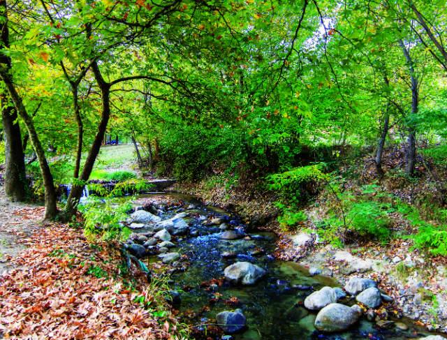 Κοιλάδα Αγίων Αναργύρων, Σέρρες