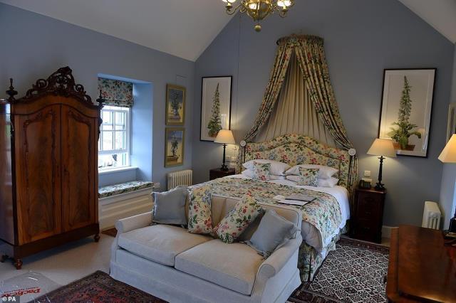 Ξενοδοχείο πρίγκιπα Κάρολου