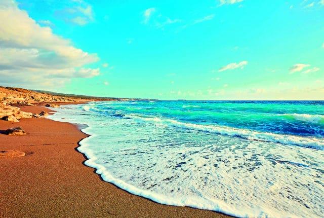 Παραλία Λάρας, Πάφος