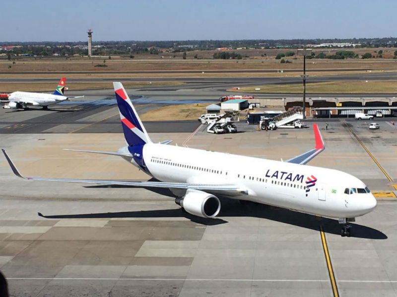 LATAM Airlines aircraft