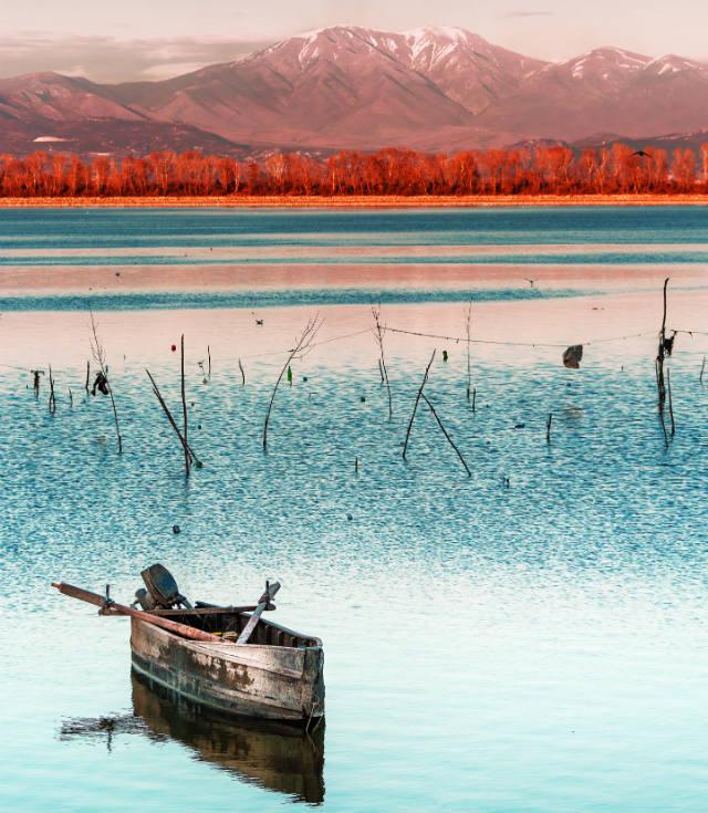 Λίμνη Κερκίνη, Σέρρες