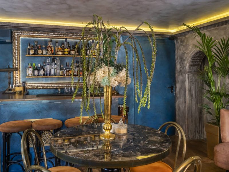 Loggia by Dell' Acque - Αll day bar Κέρκυρα
