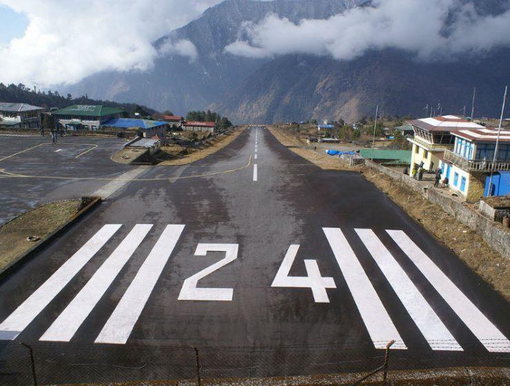 Επικίνδυνα αεροδρόμια - Lukla Airport