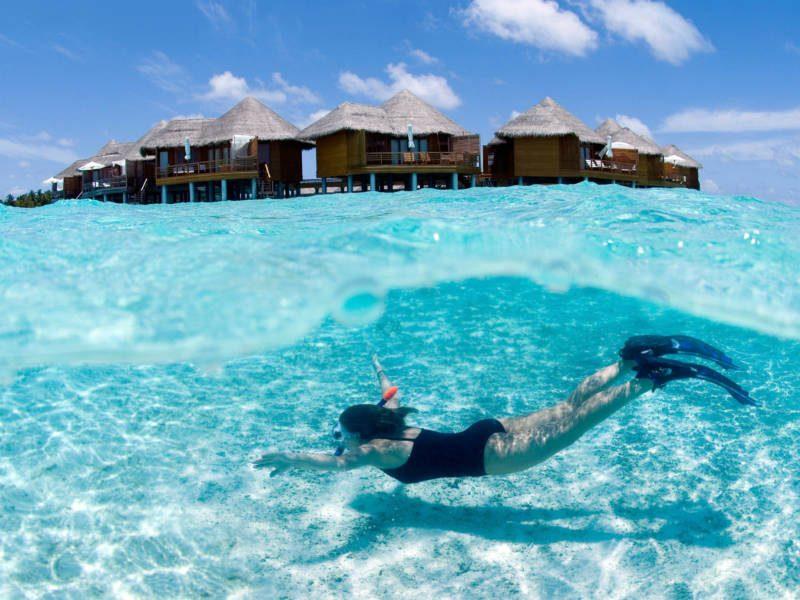 Μαλδίβες, Ασία