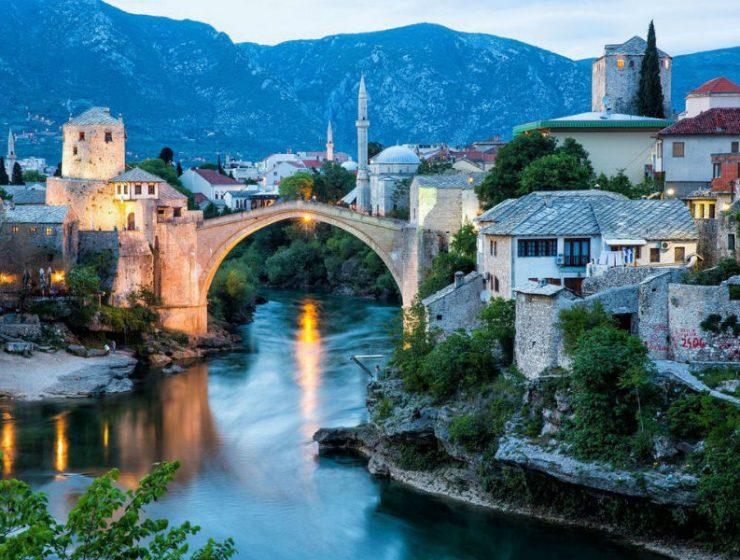 Προορισμοί στα Βαλκάνια (Mostar)