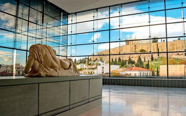 Μουσείο Ακρόπολης, Αθήνα - φωτογραφία