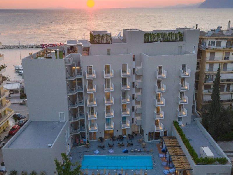"""Ο θρυλικός """"Μορέας"""" της Πάτρας μετατράπηκε στο πρώτο Moxy Hotel της Ελλάδας!"""