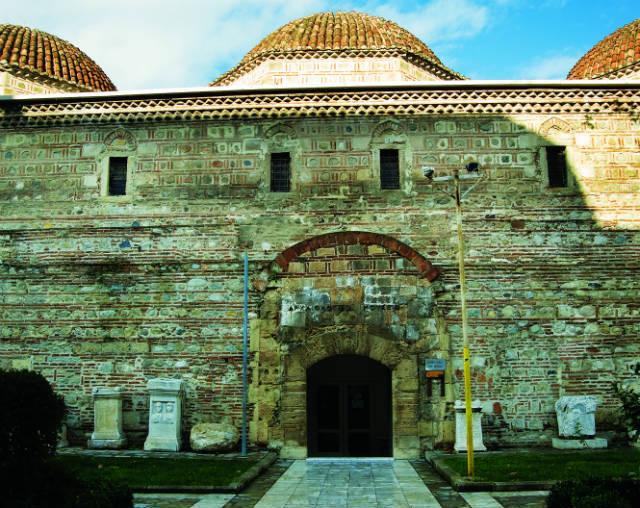 Μπεζεστένι - Αρχαιολογικό Μουσείο Σερρών