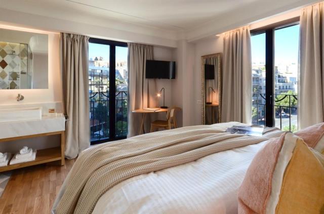 Καινούριο boutique ξενοδοχείο 4* στην Αθήνα