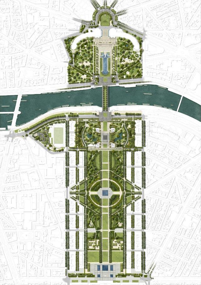 Νέο πάρκο Πύργου του Άιφελ