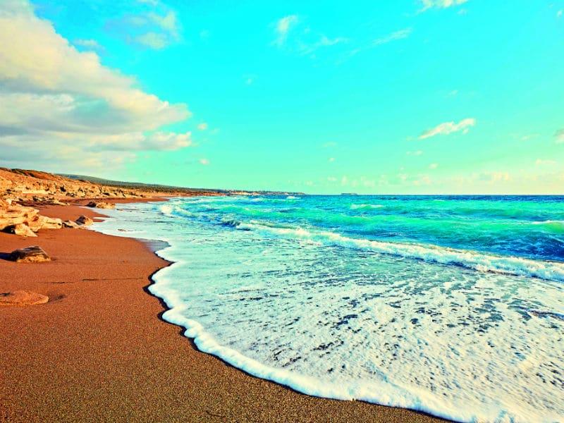 Πάφος παραλίες