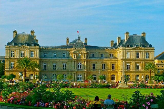 Παλάτι του Λουξεμβούργου, Παρίσι