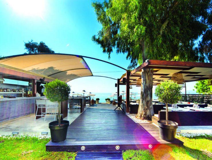 Piedra del Mar, beach bar Κέρκυρα