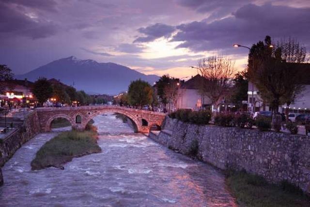 Πρίζρεν, Κοσσυφοπέδιο