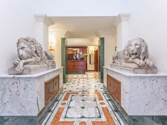 Hotel Regio, Ρώμη