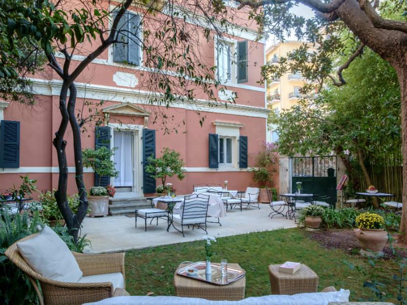 Siora Vittoria: Το boutique ξενοδοχείο που έχει θέσει ψηλά τα standards της διαμονής στην Κέρκυρα!