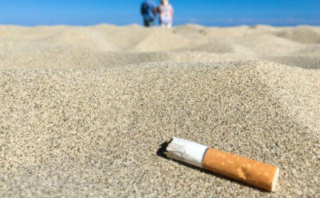 ελληνική παραλία όπου απαγορεύεται το κάπνισμα