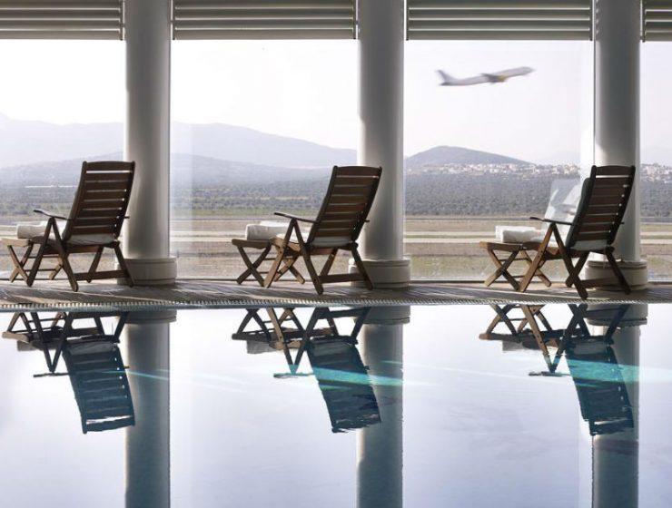 Sofitel Athens Airport -πισίνα