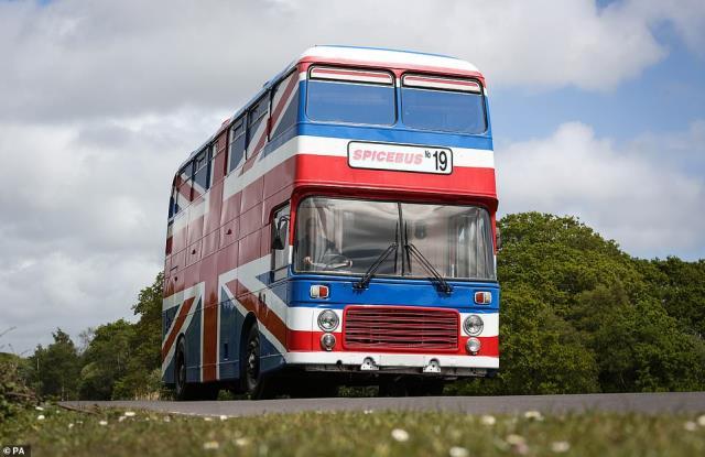 Το Spice Bus σήμερα