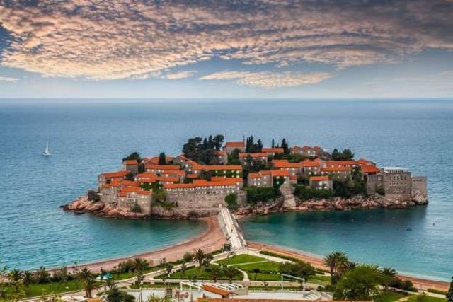 Σβέτι Στέφαν, Μαυροβούνιο