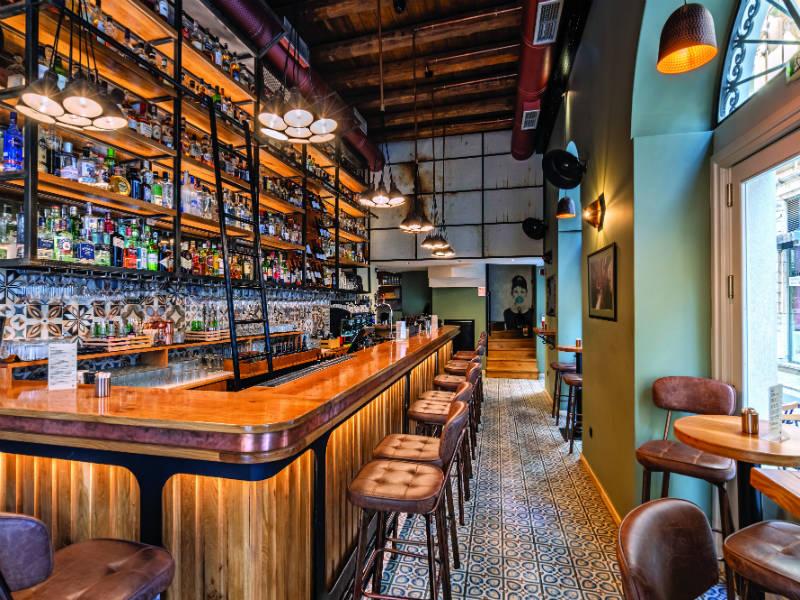 Sway - all day bar kitchen Κέρκυρα