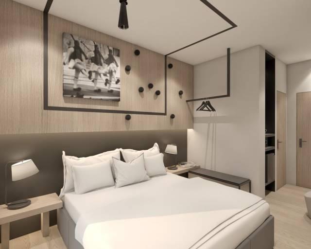 Urban Frame, διακόσμηση δωματίου
