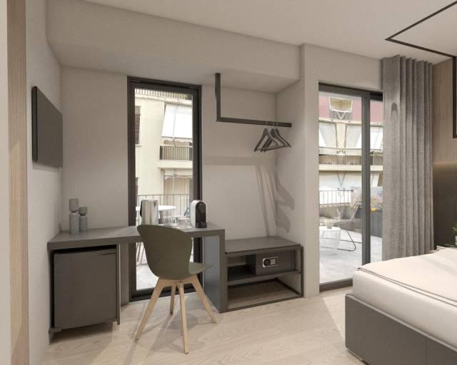 Urban Frame, δωμάτιο - διακόσμηση