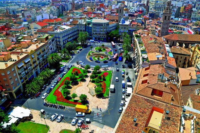 Παλιά Πόλη Βαλένθια