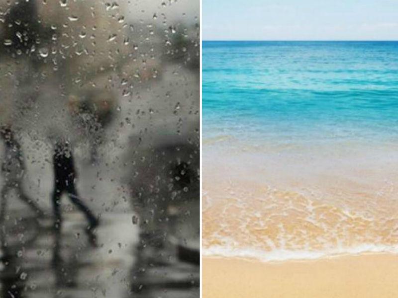 Καιρός: Καλοκαιρινός και σήμερα, όμως, φθινοπωρινός από αύριο!