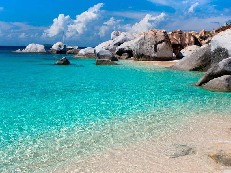 Χαλκιδική παραλίες - Γαλάζια Σημαία