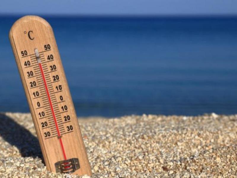 Καιρός - ζέστη, υψηλές θερμοκρασίες