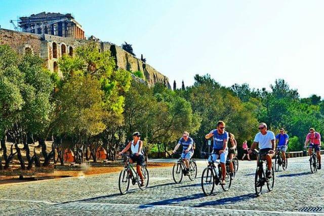 Αθήνα: Ξεναγήσεις με ποδήλατο