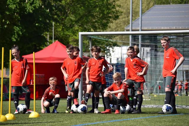 Costa Navarino Football Camp - Bayern