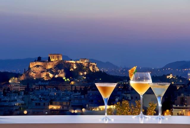 Galaxy Bar Restaurant, Αθήνα