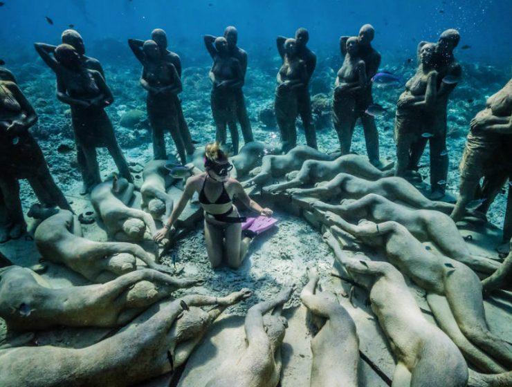 Κύπρος: Στην Αγία Νάπα το πρώτο Υποβρύχιο Μουσείο της Μεσογείου