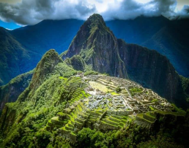 Μάτσου Πίτσου - 7 θαύματα του κόσμου