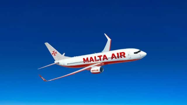Malta Air αεροσκάφος