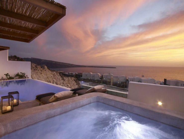 Santo Maris Oia Luxury Suites, Σαντορίνη