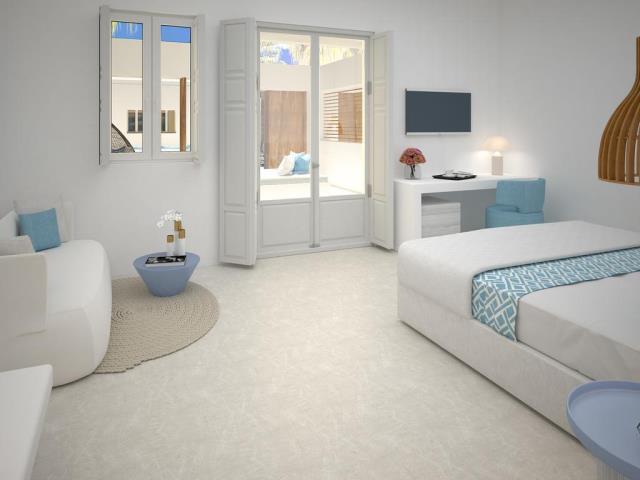 Sensimar Meltemi Blu - δωμάτιο