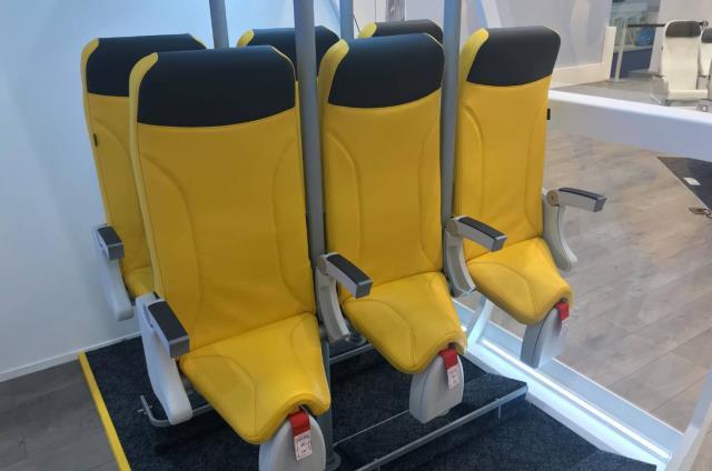 Καθίσματα Skyrider 2.0