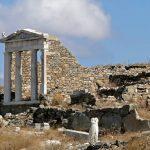 Δήλος - Πολιτιστική Κληρονομιά