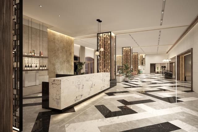 Theartemis Palace, Ρέθυμνο - lobby bar