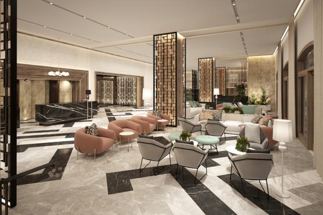 Theartemis Palace, Ρέθυμνο - lobby, reception