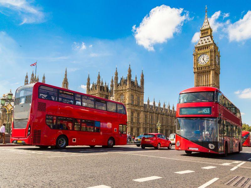 Λονδίνο, Αγγλία - προσφορά