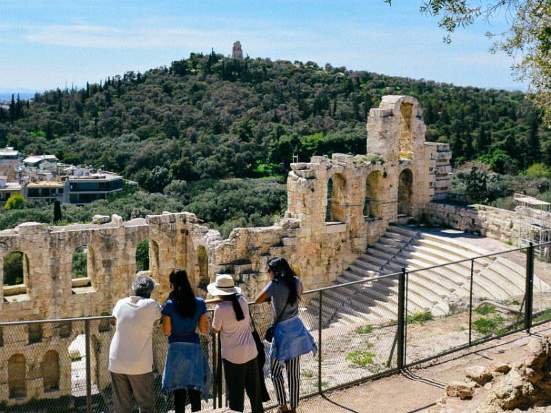 Αθήνα ξεναγήσεις