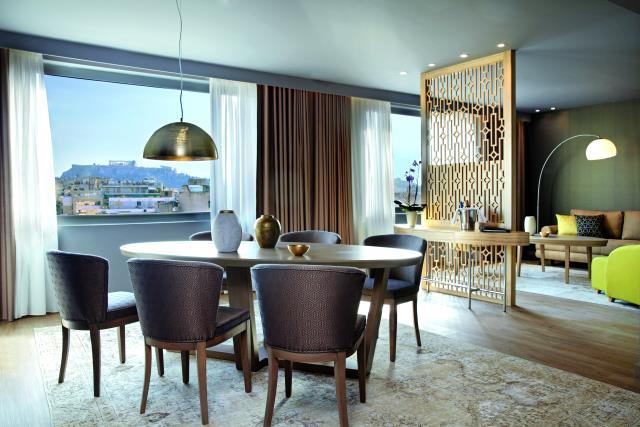 Wyndham Grand Athens - ξενοδοχείο Αθήνα