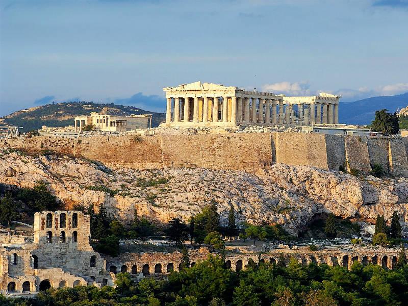 Τα μνημεία της Ελλάδας κινδυνεύουν από την κλιματική αλλαγή!