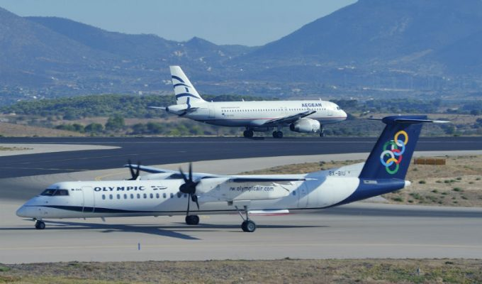 Aegean Airlines - Olympic Air